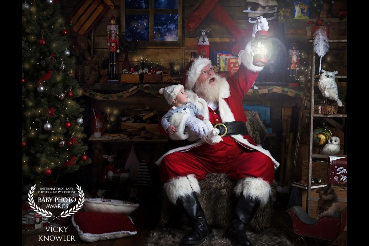 Santa 2019 Event Award